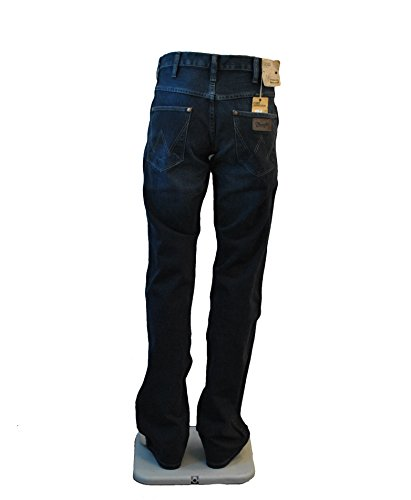 Destroyed Herren Paint Used-Look Blue Blau Jeanshose Hose Denim Chino A11