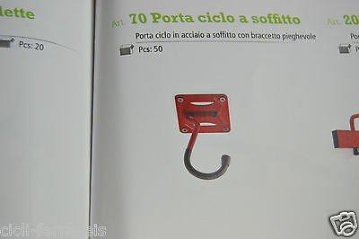porta-ciclo-a-soffitto-articolo-70-da-un-posto-rosso