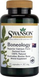 Swanson Boneology Superior Form Calcium (167mg, 120 Capsules) by Swanson Health Products