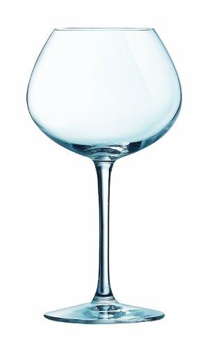 Cristal D'Arques 9209360 Ballon - Estuche de 6 copas de vino (47 cl)