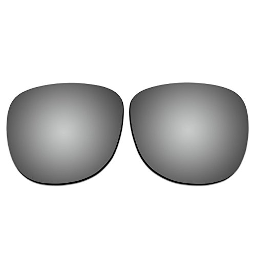 aCompatible Ersatz-Objektive für Ray-Ban Wayfarer RB214054mm Sonnenbrille, Titanium - Polarized, Small