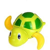 Preisvergleich für Nette Schildkröte Schwimmen Schildkröte Tier Pool Spielzeug Baby Kinder Kinder Bad Zeit Wanne Pool Spielzeug-Random