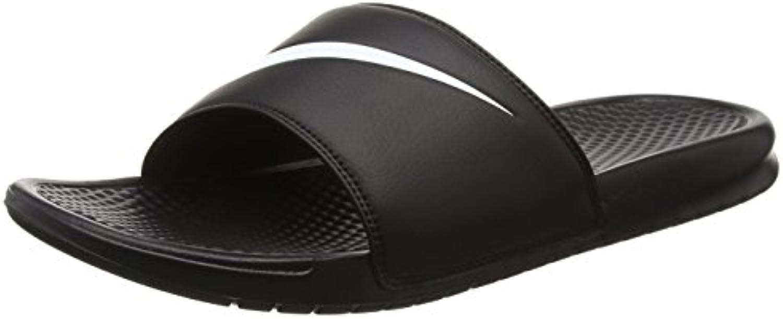 Nike Benassi Swoosh, Zapatillas de Estar por Casa para Hombre