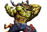 Iron Man Comics Spiderman Homme Wolverine Superheroes héros Marvel Comics Marvel Hulk Mouse Pad, Mousepad (25,9x 21,1x 0,3cm)