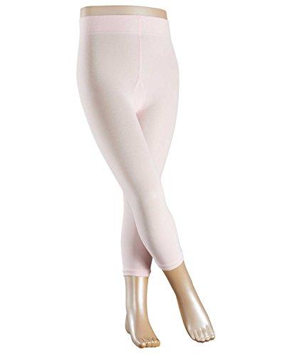 Preisvergleich Produktbild FALKE Mädchen Legging Cotton Touch, Einfarbig, Gr. 80 (Herstellergröße: 80-92), Rosa (powderrose 8900)