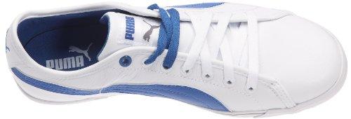Puma Benecio L, Basket mode homme Blanc