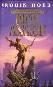 Royal Assassin (The Farseer Trilogy, Book 2) by Robin Hobb [1997]