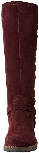 Lotus Bayberry, Bottes femme Rouge - Red (Pom Sde)