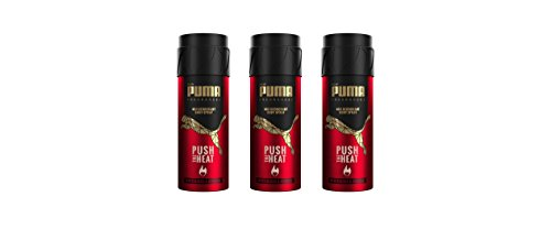 Puma Fragrances - Déodorant Body Spray 48h Push...