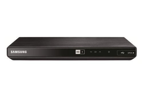 Samsung GX-SM550SH HDTV Satelliten-Receiver (DVB-S/-S2, HDMI, PVR-Funktion, HbbTV, SCART, USB 2.0) inkl. HD+ Karte für 6 Monate