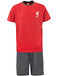 8dd42428c8c Liverpool FC Mens Football Club Pyjamas