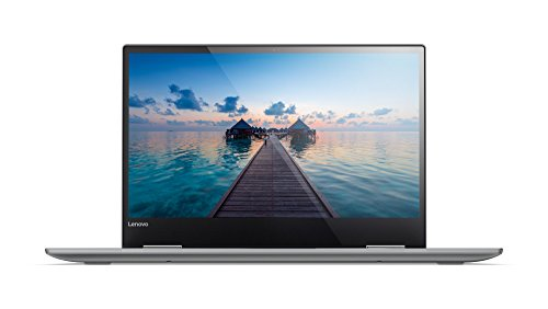 Preisvergleich Produktbild Lenovo Yoga 720 33,8 cm (13,3 Zoll Full HD IPS Touch) Convertible Laptop (Intel Core i7-7500U, 16 RAM, 512 SSD, Intel HD Grafik 620, Windows 10 Home) Grau