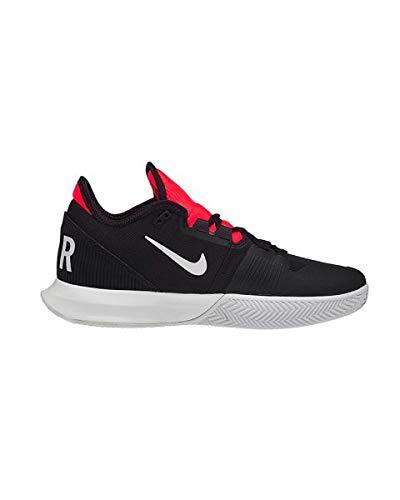Nike Herren Air Max Wildcard Cly Tennisschuhe Mehrfarbig (Black Phantom-Bright Crimson 006), 44.5 EU