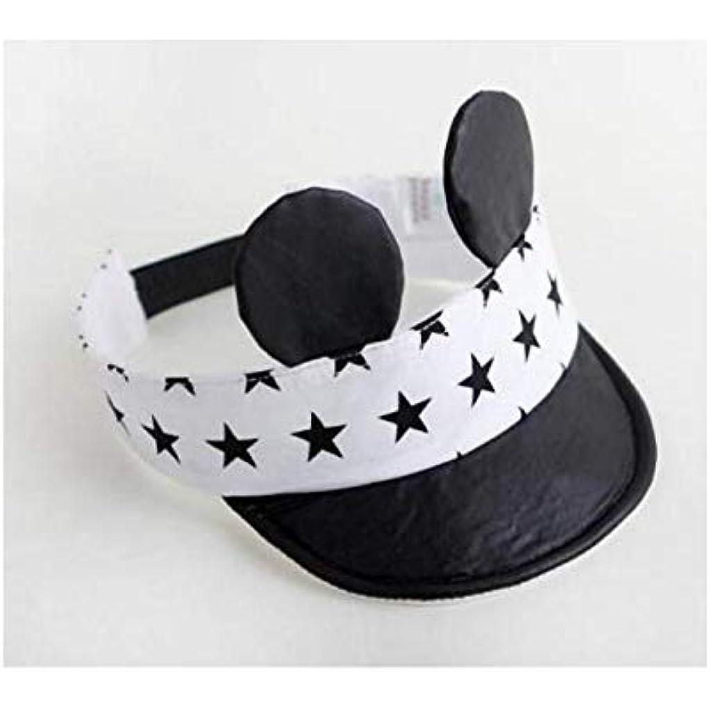 Gorra de bebe Gorra para niños con estampado de estrellas y orejeras ...