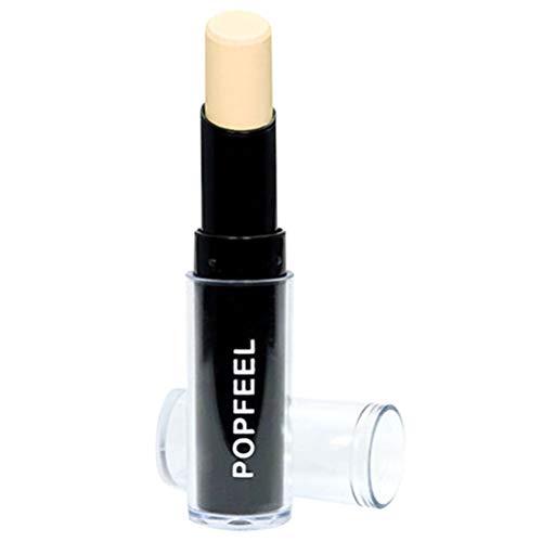 Frcolor Outil de maquillage de beauté solide d'apprêt de taches de rousseur pour le visage de stick correcteur professionnel