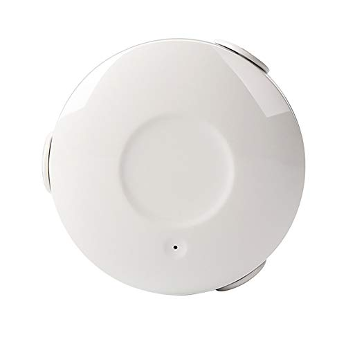 Preisvergleich Produktbild LIGHTOP Smart Wassersensor Lecksuchgerät Überflutungs Leckdetektor WiFi Flood Sensor Home Automatische Alarmanlage App Notification No Hub Operated