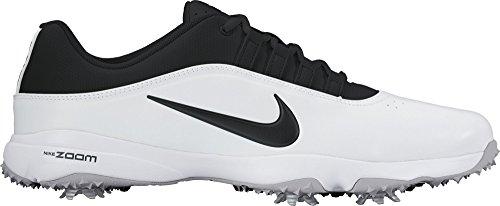 Nike Air Zoom Rival 5, Chaussures de Golf Homme, Blanc (White/Metallic Silver), 40 EU