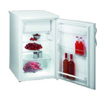 SIBIR: Kühlschrank freistehend KS 125 weiss A++