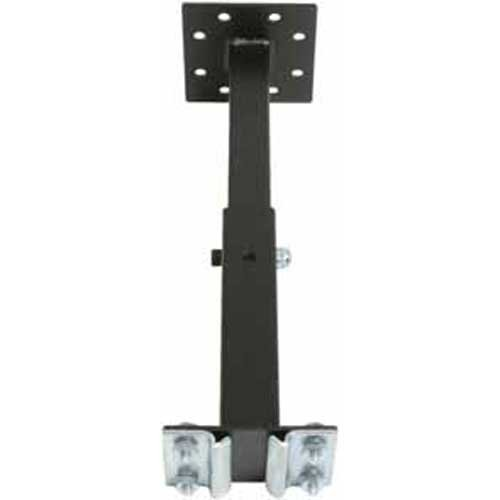 Photoflex Lighting (Bowens bw-2668Verstellbare Deckenstütze 39,4-43.3-inch (100-110cm) (schwarz))