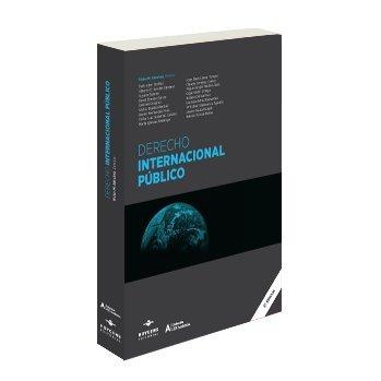 Portada del libro Derecho Internacional Público (LEX Académica)