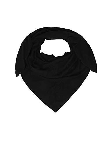 Zwillingsherz Dreieckstuch aus 100% Kaschmir - Hochwertiger Schal im Uni Design für Baby-s Jungen und Mädchen - Cashmere XXL Hals-Tuch und Damenschal - Strick-Waren für Sommer und Winter swr