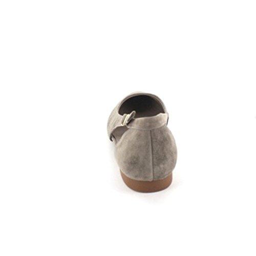 Paul Green 3254-069 Femme Chaussure Décolleté Gris