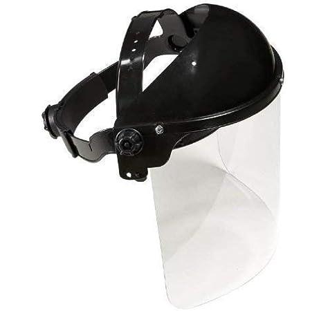 TOP ! 2Stk Gesichtsschutz Klappvisier Gesichtsschutzschirm Augenschutz Visier