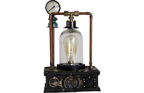 Lampe Vintage à Poser Origine of Symetry | Pièce Unique