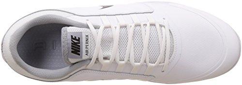 Nike Herren Air Pernix Turnschuhe Weiß / Schwarz / Grau (Weiß / Schwarz-Wolf Grau)