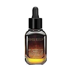 Swiss Beauty 24K Gold Skin Care Serum, Shade-01, 40 ml