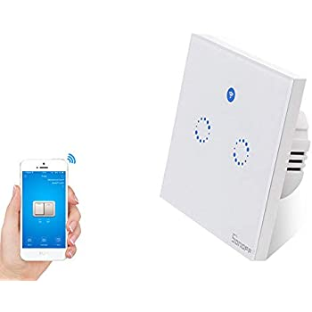 Sonoff T1 Smart Touch Switch, Wi-Fi RF Control Wall Light Switch 2