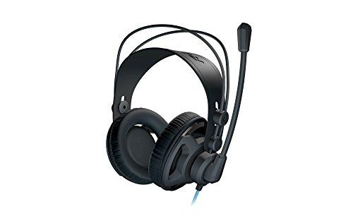 Kopfhörer Audio- und Mikrofone–Roccat Renga–-Headset für Gamer (kompatibel mit PC/Mac/PS4/Xbox One */Wii U */Tablets/Smartphones)