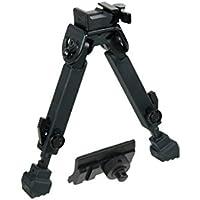 "UTG Goma Armored Full Metal QD Bípode, Altura 6,0""-8.5"""