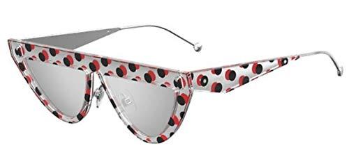Fendi Ff 0371/s Sonnenbrille Damen Silber