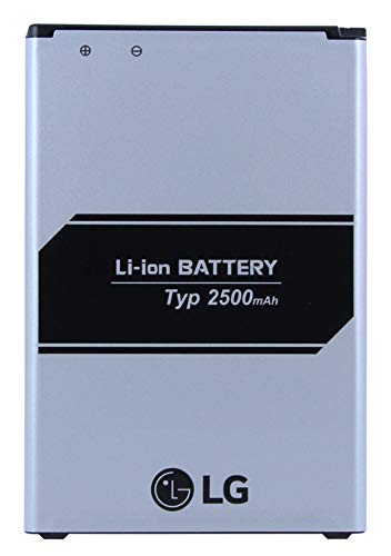 Akku für das LG K8 (2017) | Li-Ion Ersatzakku BL-45F1F mit 2500mAh | LG Original-Zubehör | inkl. Displaypad