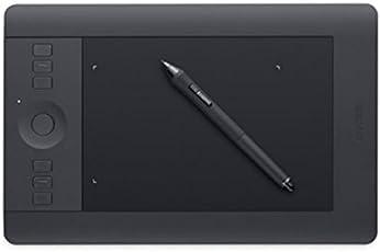 Wacom Intuos Pro Small Grafik-Tablett – Kompaktes Zeichen-Tablett mit anpassbaren Befehlstasten inkl. Wireless-Kit – Vielfältige Gestaltungsmöglichkeiten für professionelle Ansprüche