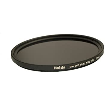 Cap mit Innengriff Haida Slim ND Graufilter Pro II MC ND64 77mm inkl