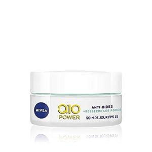 Nivea Q10 + Anti-Arrugas Crema de día de textura ligera Normales y Mixtas 50ml