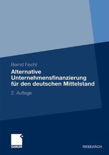 Alternative Unternehmensfinanzierung für den deutschen Mittelstand