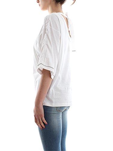 PINKO GIOVIALE SWEAT-SHIRT Femme Bianco