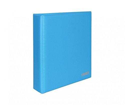 Reliure Universal PUBLICA M Color [Lindner S3540] sans Feuilles, Couleur: Nautic (Bleu)