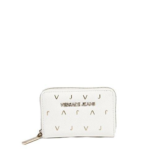 d76bd04628402 Versace Jeans Women's Wallet White bianco - Buy Online in KSA ...