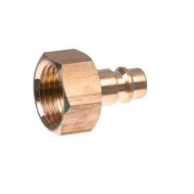 """Druckluft Stecker Einstecknippel 1/2"""" IG Innengewinde Stecknippel Schnellkupplung Adapter"""