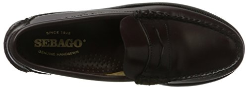 Sebago CLASSIC Herren Slipper Braun (Brown Oiled Waxy)