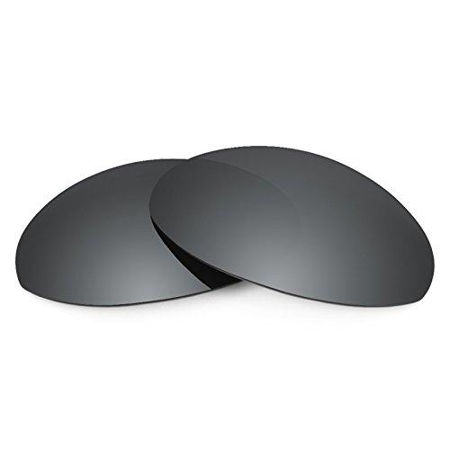 Revant Ersatzlinsen für Oakley Romeo 1 Schwarz Chrom MirrorShield®