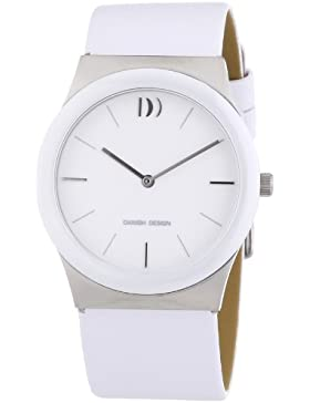 Danish Design Damen-Armbanduhr Analog Quarz Leder 3324521