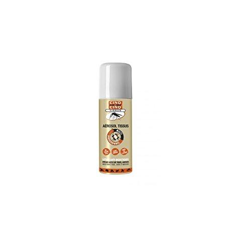 Cinq sur Cinq Aérosol Tissus Anti-Moustiques 150 ml