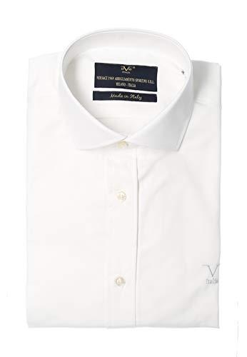 Versace 19.69 Herren City-Hemd feiner Baumwoll-Qualität