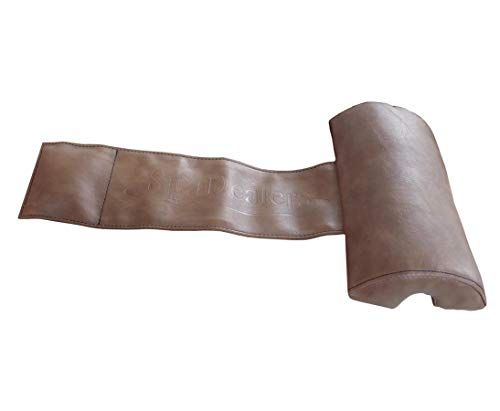 bambus-discount.com Kopfstütze für Hot Tub schwarz - Badefaß Badefässer Sauna