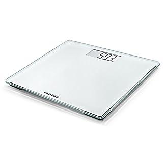 31Fj9HwQguL. SS324  - Soehnle Style Sense Comfort 200 - Bascula de bano digital, color blanco